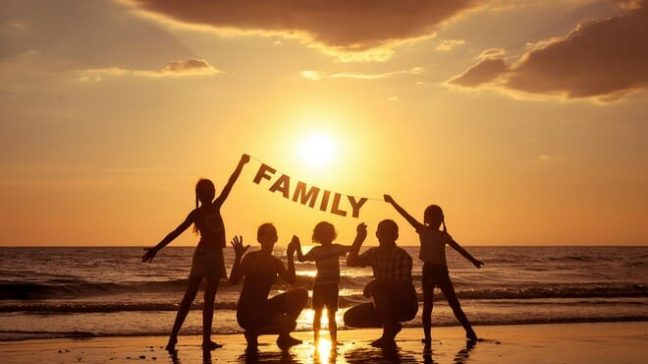 Advantage of planning a family vacation on a budget